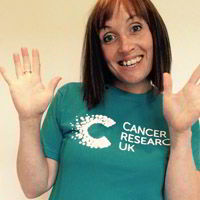 Katie Martin Cancer Research UK