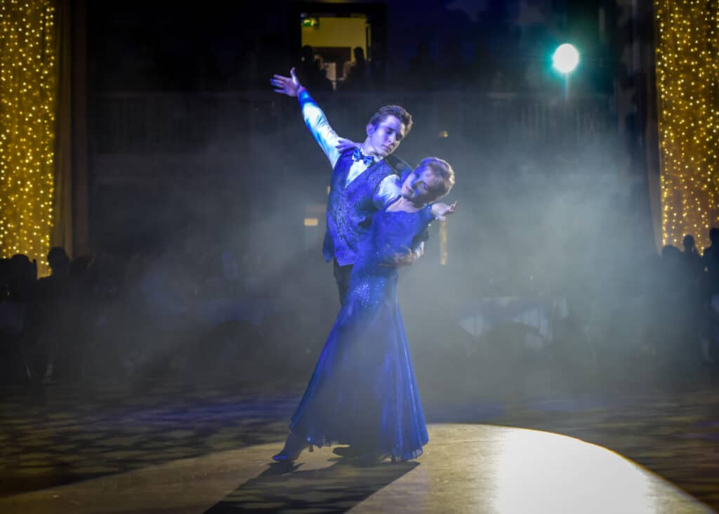 The History of Ballroom Dancing