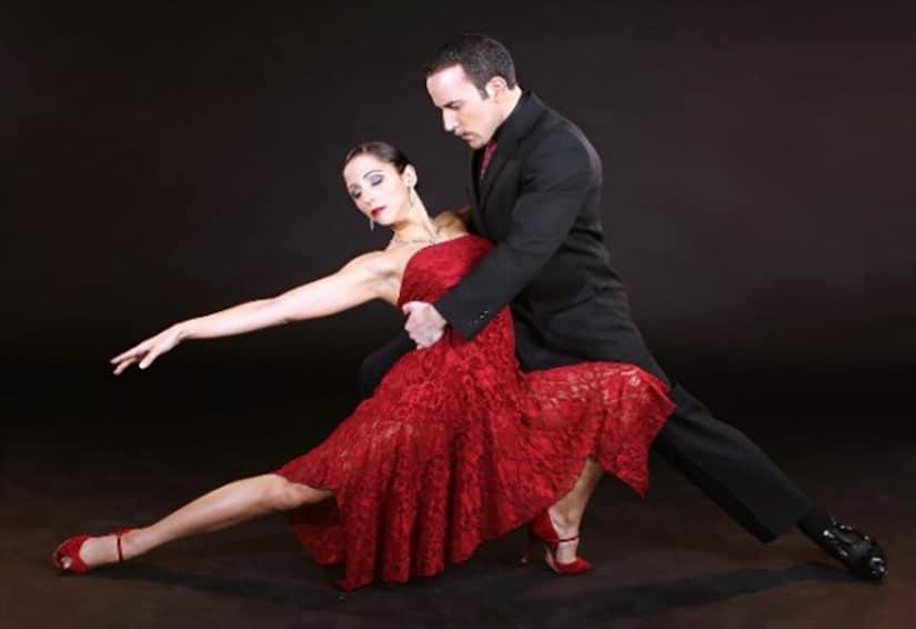The Tango Ballroom Dance