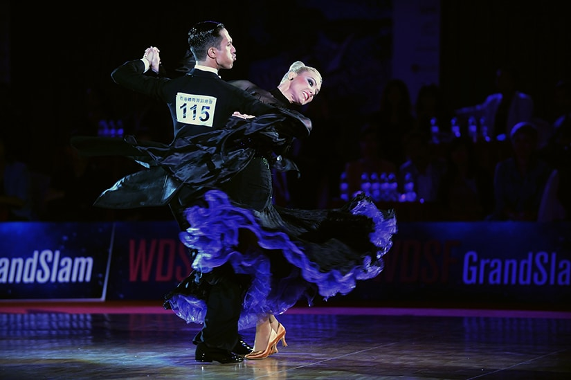 The Viennese Waltz Ballroom Dance