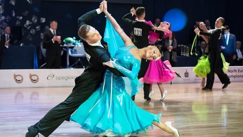 The Waltz Ballroom Dance