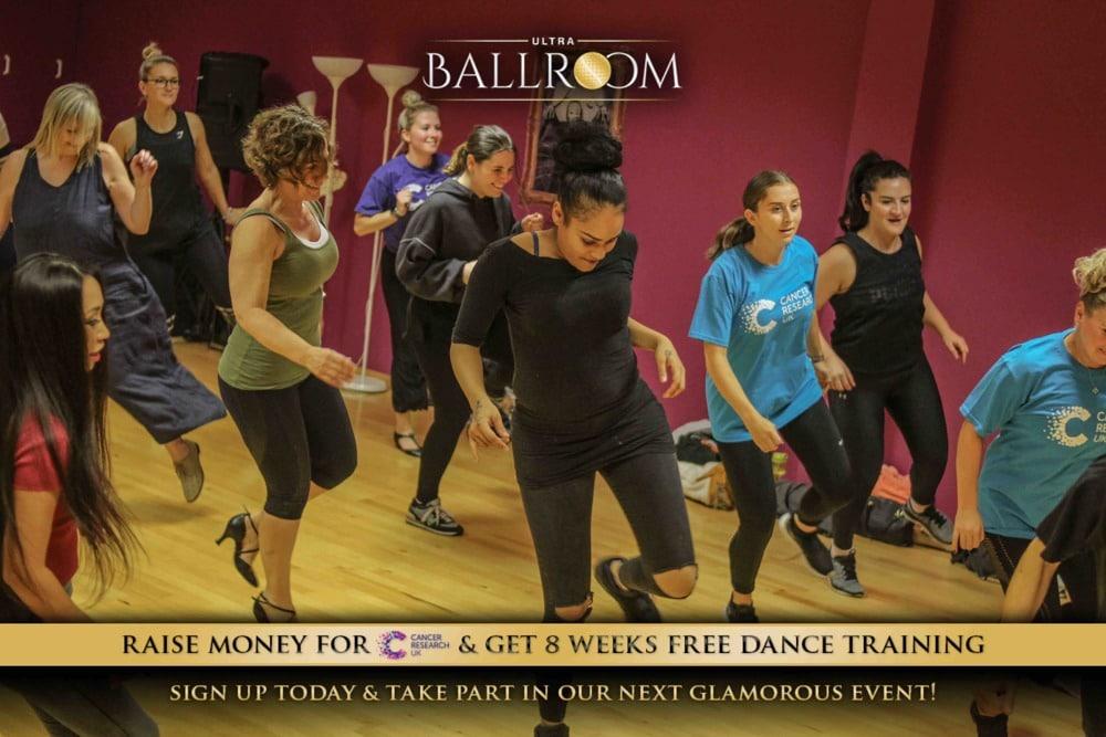 Ultra Ballroom Training Group