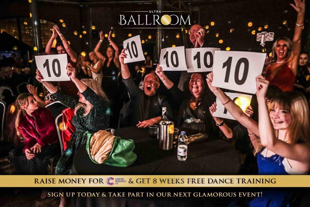 Ultra Ballroom event night.