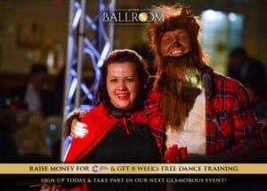 Little red riding hood at Ultra Ballroom Birmingham