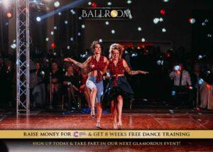 Glamorous Ultra Ballroom dance event