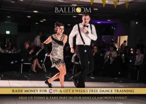 Ultra Ballroom dancing