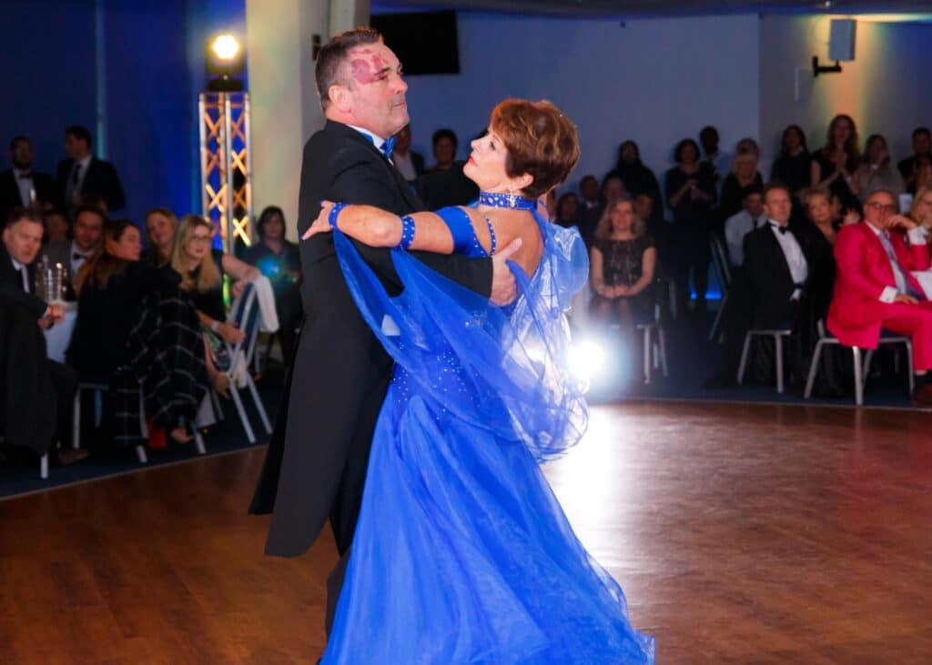 How to start ballroom dancing?