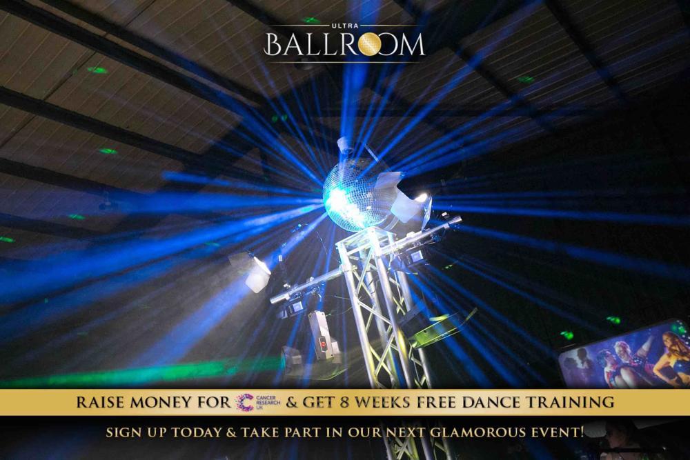 The glitz and glam of Ultra Ballroom