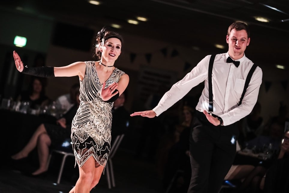 Ultra Ballroom Dancing Event